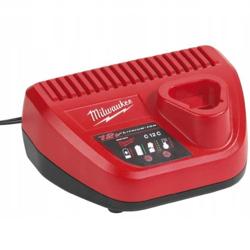 Ładowarka do akumulatorów MILWAUKEE M12 C12C