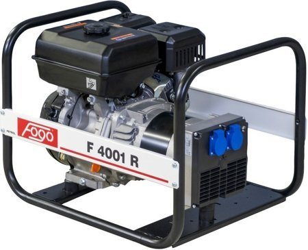 Agregat prądotwórczy FOGO F 4001 R + Olej + Darmowa DOSTAWA