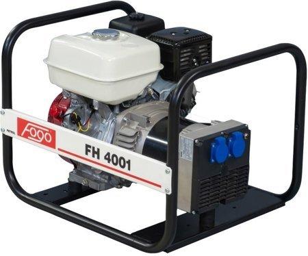 Agregat prądotwórczy FOGO FH 4001 + Olej + Darmowa DOSTAWA