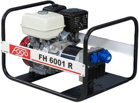 Agregat prądotwórczy FOGO FH 6001 R + Olej + Darmowa DOSTAWA
