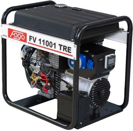 Agregat prądotwórczy FOGO FV 11001 TRE + Olej + Darmowa DOSTAWA