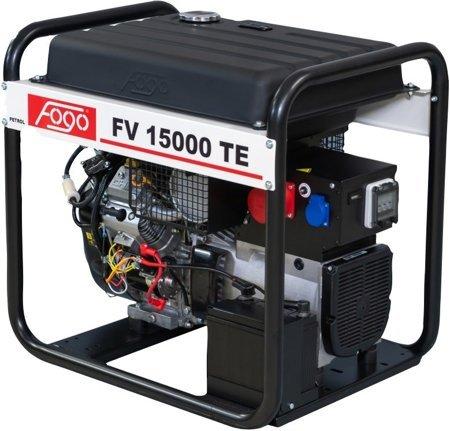 Agregat prądotwórczy FOGO FV 15000 TE + Olej + Darmowa DOSTAWA