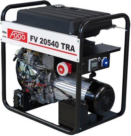 Agregat prądotwórczy FOGO FV 20540 TRA + Olej + Darmowa DOSTAWA