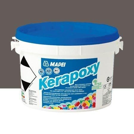 FUGA EPOKSYDOWA MAPEI KERAPOXY 114 2KG ANTRACYT