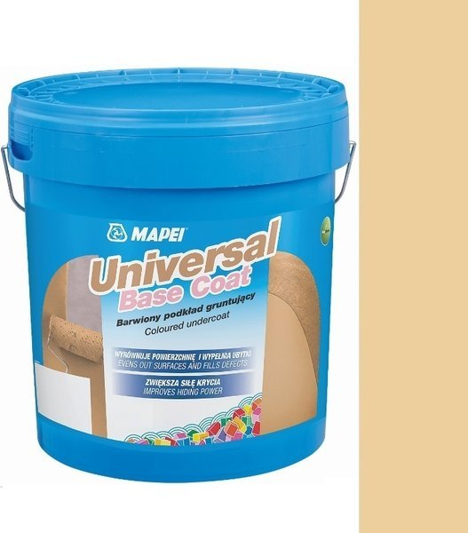 GRUNT ELEWACYJNY MAPEI UNIVERSAL BASE COAT 1076 20KG GRUPA-B