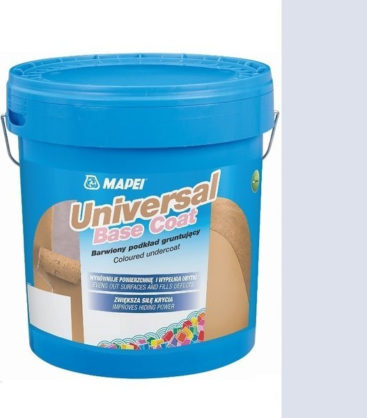 GRUNT ELEWACYJNY MAPEI UNIVERSAL BASE COAT 1243 20KG GRUPA-A